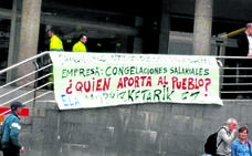 La oposición basauritarra fuerza una reunión para mejorar las condiciones de los jardineros