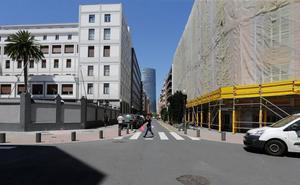 Bilbao peatonalizará Lersundi para mitigar el impacto del edificio del Obispado y Mutualia