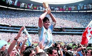 Diego Maradona: El ídolo de barro