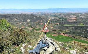 Alto Redondo (1.194 m.) y Tejedo (1.138 m.)