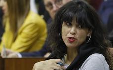 Teresa Rodríguez, sobre la consulta de Iglesias: «Es un insulto a la inteligencia»