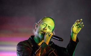 Baile mental de Thom Yorke y de la kinkidelia a Copenhague