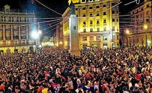 El Ararteko cuestiona el procedimiento de Bilbao para asignar las txosnas en fiestas