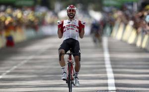 De Gendt se lleva la etapa y Alaphilippe recupera el liderato