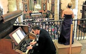 Urdaibai extiende su ciclo de conciertos de órgano a iglesias de Kortezubi y Forua