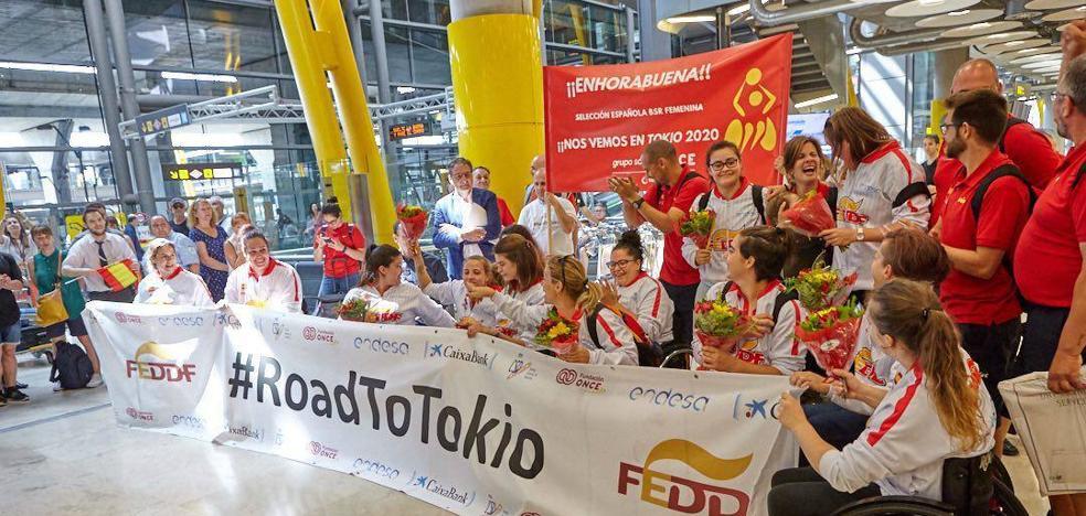 La selección de baloncesto en silla viajará a los juegos de Tokio 28 años después