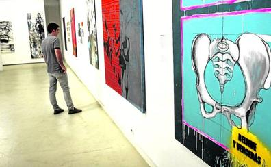 BilbaoArte repasa 20 años de pintura vasca en su primera retrospectiva