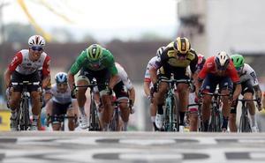 El Tour llega a Saint-Etienne, la ciudad que vio ganar a Gorospe en 1986