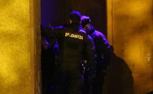 Arrestado dos veces en 10 días un menor por robar en comercios de Vitoria