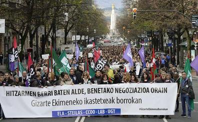 Los sindicatos de los colegios concertados retrasan la decisión de convocar un paro indefinido