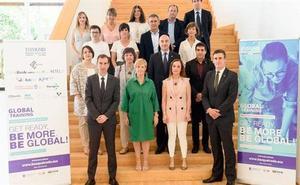 SPRI taldeak 400 Global Trainning Beka banatuko ditu Euskal Autonomia Erkidegoan