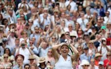 Simona Halep, la tenista discreta que gana a base de trabajo y seriedad