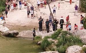 Se ahoga un joven de 20 años en la cascada de Pedrosa de Tobalina, en Burgos