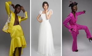 Rubén Reyes, el vitoriano que creaba vestidos con sábanas y hoy diseña para su propia marca