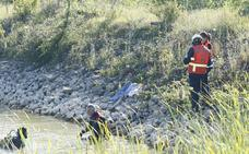 Encuentran el cadáver de un hombre de mediana edad en la balsa de Langarica