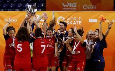 España conquista su séptima corona mundial femenina