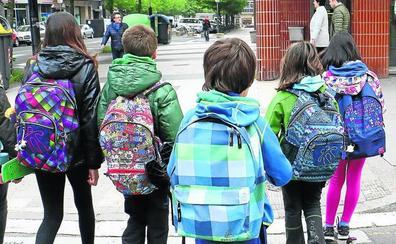 El desplome de la natalidad en Euskadi obliga a cerrar medio centenar de aulas