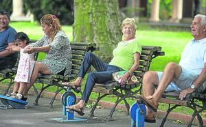 Bilbao proyecta once nuevas zonas verdes también pensadas para los mayores