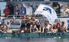Zierbena gobierna la regata del caos