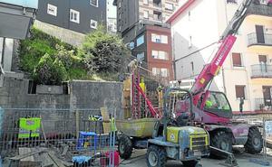 Nuevos ascensores mejorarán la accesibilidad a los barrios de Eibar