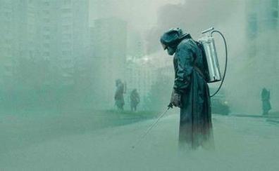 Chernobyl en primer plano