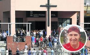 Santurtzi despide a Rafa, el montañero fallecido en los Pirineos franceses