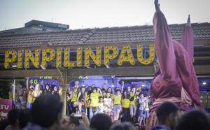 OBK, Los Toreros Muertos y Roser, entre los conciertos de Pinpilinpauxa de Aste Nagusia 2019