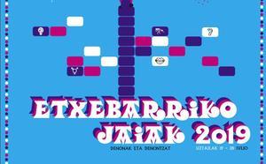 Programa de fiestas de Etxebarri 2019