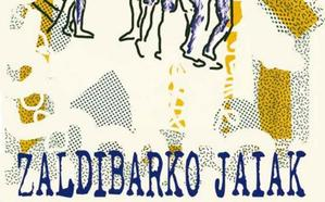 Programa de fiestas de Santa Marina en Goierri: Zaldibarko Jaiak