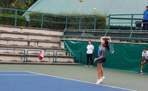 Laura Muñoz-Baroja estudiará ingeniería eléctrica gracias al tenis