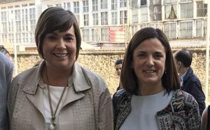 La exdiputada Marian Olabarrieta, directora de Políticas Sociales del Gobierno vasco