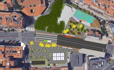 Vecinos de Deusto se unen contra la reforma de la plaza San Pedro