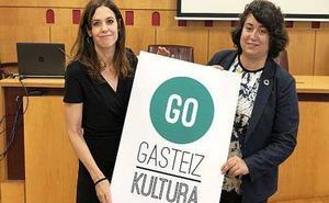 Kultura sustatzeko estrategia berria: Go Gasteiz Kultura