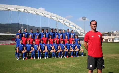 Los jugadores del Bilbao Athletic, uno a uno