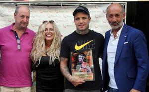 BilbaoCentro entrega el Premio Indautxu a Kerman Lejarraga