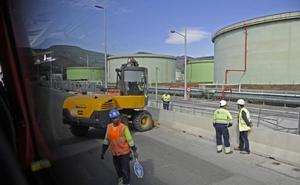 Petronor finaliza su segunda parada del año con mejoras que reducen las emisiones de CO2