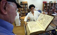 Así son los archivos de hasta 9 siglos que la iglesia sacará de Derio