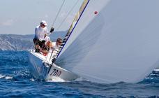 El Mundial de la clase J80 de Getxo atraviesa su ecuador