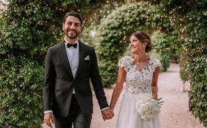 La boda de cuento de Alexandra Pereira, al detalle