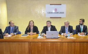 La Cámara de Bilbao prevé un crecimiento del 2%, pero percibe pérdida de confianza