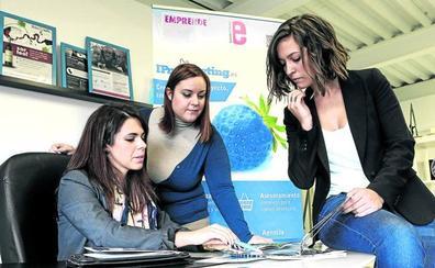 Sólo una de cada cinco empresas de Álava está dirigida por mujeres, la tasa más baja de Euskadi