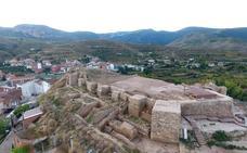 Nalda, el castillo que reaparece