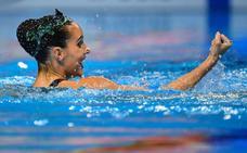 Ona Carbonell agranda su leyenda con una medalla de plata en el solo libre