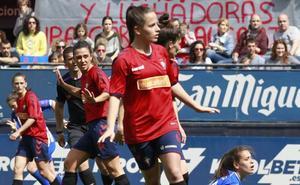 Osasuna será el cuarto amistoso del Athletic femenino
