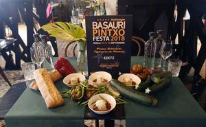 Basauri volverá a acoger la fiesta del Pintxo del 8 al 10 de noviembre