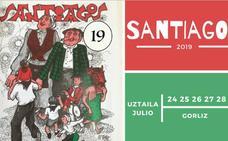 Programa de fiestas de Gorliz 2019: Santiago jaiak