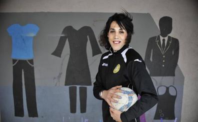 La primera futbolista 'trans' federada en España denuncia insultos en Leioa