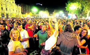 Las verbenas de Aste Nagusia se trasladan a la Plaza Circular y desplazan las txosnas a Ripa