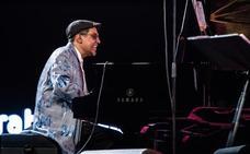Cinco artistas a todo jazz