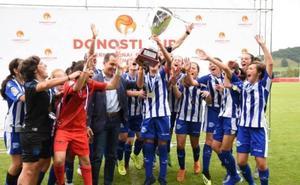 El Alavés consolida su proyecto femenino con un segundo equipo